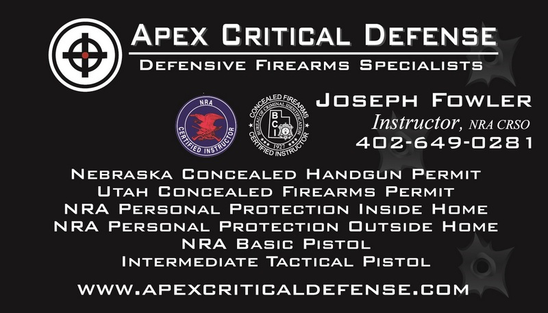 Conceal carry classes apexcriticaldefense colourmoves
